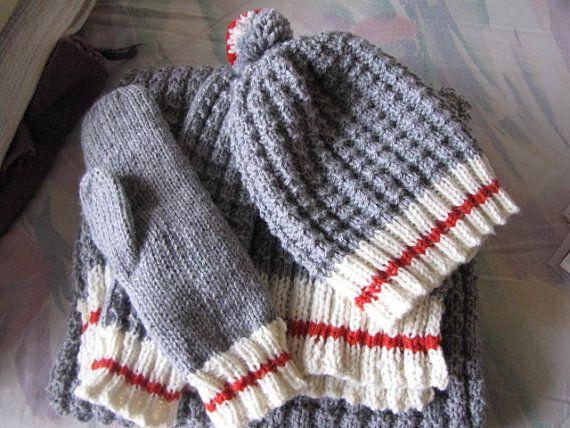 gants echarpe