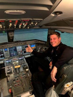 remi cabine pilotage